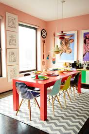 Kitchen With Dining Room Designs by 208 Best Pink Dining Rooms Images On Pinterest Pink Dining Rooms