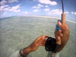 fly fishing christmas island bonefish day 13 youtube