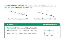 Segment Addition Postulate Worksheet Addition Angle Addition Postulate Worksheets Pdf Free Math