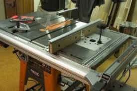 Ridgid Router Table Rigid Ts3650 Plus Bench Dog Cast Iron Router Table The Sawdustzone