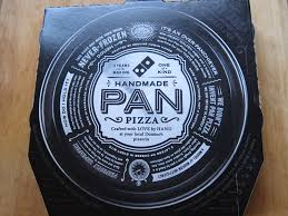 domino pizza hand tossed review domino s handmade pan pizza brand eating
