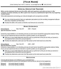 Special Education Paraprofessional Resume Essay Store Layout Popular Research Proposal Writer Services Au