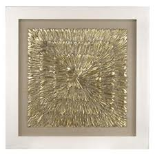 Gold Wall Decor by Gold Antler Wreath Wall Decor