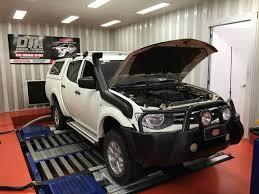 mitsubishi triton 2 5l 100 kw ecu remap diesel tuning specialist