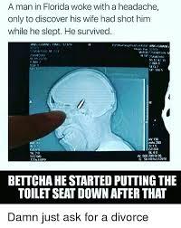 Toilet Seat Down Meme - 25 best memes about toilet seat toilet seat memes