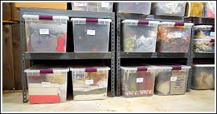 Christmas Decorations Storage Bins by Packing Up Christmas In 2 Simple Steps Andrea Dekker