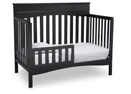 Toddler Bedding For Convertible Cribs Skylar 4 In 1 Convertible Crib Delta Children