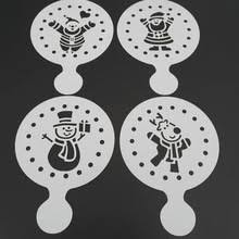 Plastic Christmas Cake Decorations For Sale by Popular Cookie Stencils Christmas Buy Cheap Cookie Stencils