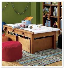 activity table with storage activity table with storage quad activity table with storage