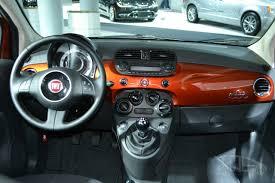Fiat 500 Interior Beautiful 2015 Fiat 500 In Interior Design For Vehicle With 2015