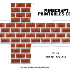 minecraft paper crafts get free herobrine steve enderman