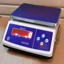 Timbangan Plastik timbangan digital sayaki acs weighing scale timbangan makmur