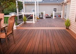 best deck color to hide dirt how to find your ideal composite deck board color