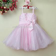 new arrival baby princess dress pretty pink formal lace