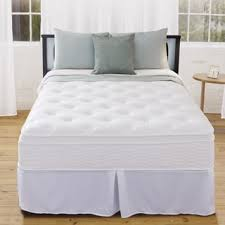 Full Size Bed And Mattress Set Serta Chrome Firm Full Size Mattress Set Free Shipping Today