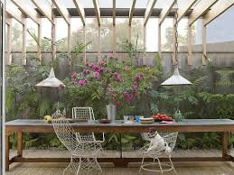 Home And Garden Living Room Ideas Outdoor Living Garden Entertaining Ideas Architectural Digest