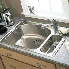 top mount stainless steel sink stainless steel kitchen sinks top mount 16 gauge stainless steel