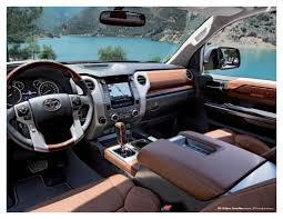 Toyota Tundra Interior Accessories 2015 Toyota Tundra Brochure Vehicle Details U0026 Specifications Los Ange U2026