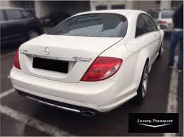 luxury mercedes mercedes benz cl 550 automobilių nuoma su vairuotoju