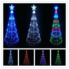 white tree with lights outdoor pvc christmas tree bright inspiration outdoor metal trees
