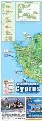 Map Of Cyprus Tks Maps