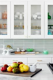 Kitchen Glass Door Cabinet Kitchen Design Traditional Glass Door Cabinet Beautiful White