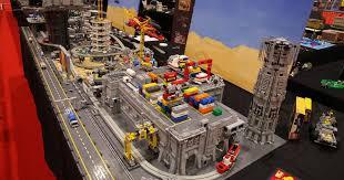 lego siege social brick built for lego birmingham live