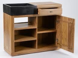 meuble cuisine zinc meuble cuisine bois et zinc meuble cuisine style maison du monde