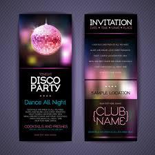 Download Invitation Card Design Creative Event Invitation Card Design Free Free Vector Download