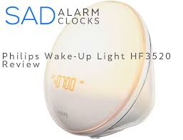 philips morning wake up light wake up feeling happy philips wake up light hf3520