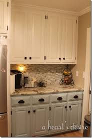 cabinet paint top behr swiss coffee bottom benjamin moore