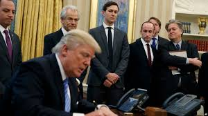 Trump In The Oval Office Trump U0027s Middle East Advisors A Primer