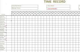 Sheets Template Excel Monthly Timesheet Template Excel