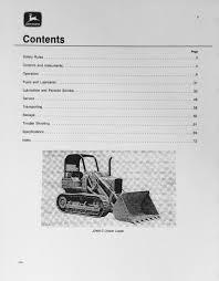 john deere 160 manual john deere jd 450c crawler loader operator operation manual