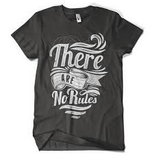 tshirt designer there are no t shirts creative typography