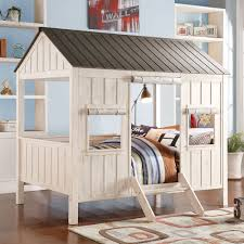 Kids Furniture Stores Acme Furniture 37655f Spring Cottage Bed The Mine