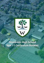 year 11 curriculum booklet by woodrush high issuu