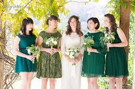 green bridesmaid dresses mismatched green bridesmaid dresses link