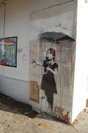 61 best my top artist banksy images on pinterest banksy girl with umbrella obra de banksy a nova orleans estats units