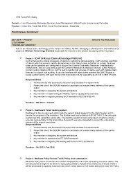 Scrum Master Resume Sample by Guidewire Resume 10352