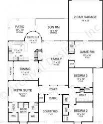 la hacienda ranch house plans luxury floor plans