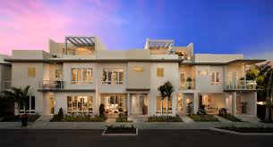 1 story homes landmark 2 story townhomes new home community doral miami
