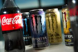 Coca Cola Can Six Flags Monster Beverage Stock Rises After Coca Cola Deal Boosts Sales