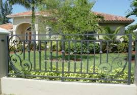 aluminum fences picket fence iron fences decorative fence wrought iron