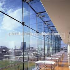 metal acoustic curtain wall special design buy glass gm ll336