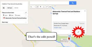 Australia Google Maps How To Make A Google Travel Map Heike Herrling