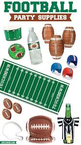 football party decorations best 25 football party supplies ideas on seahawks