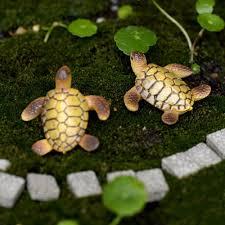 tortoise home decor home decoration accessories 1pc diy dolls bonsai figurines gifts