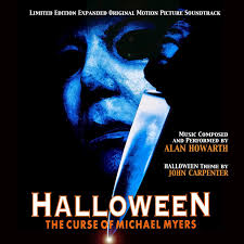 halloween 6 u0027 double cd expanded soundtrack cover art revealed