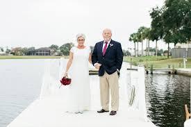 nautical wedding in jacksonville beach floridian weddings